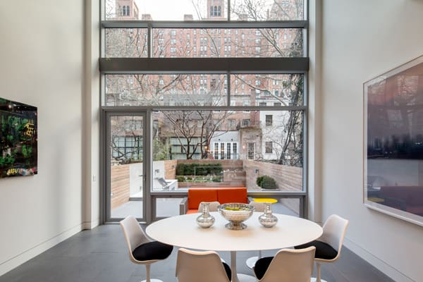 Chelsea Townhouse-Turett Collaborative Architects-02-1 Kindesign