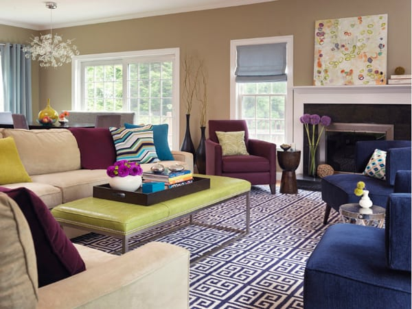 Colorful Living Room Design Ideas-02-1 Kindesign