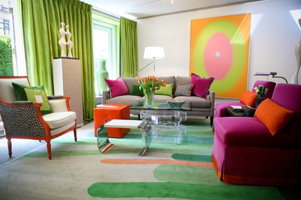 Colorful Living Room Design Ideas-04-1 Kindesign