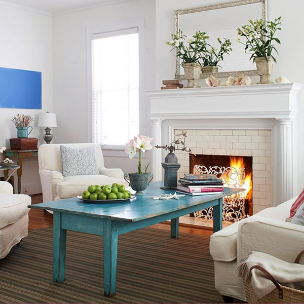 Auburn Showhouse Living Room moreover The Caramel Cottage Home Tour Stephen Alexander Homes Neighborhoods together with What Is Shiplap additionally Beauty Salon moreover 1 Bedroom Apartmenthouse Plans. on get the look a living room with pops of color