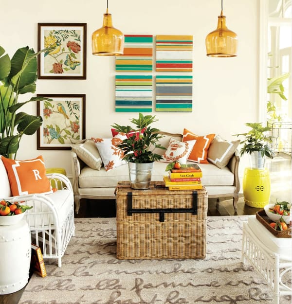 Colorful Living Room Design Ideas-17-1 Kindesign