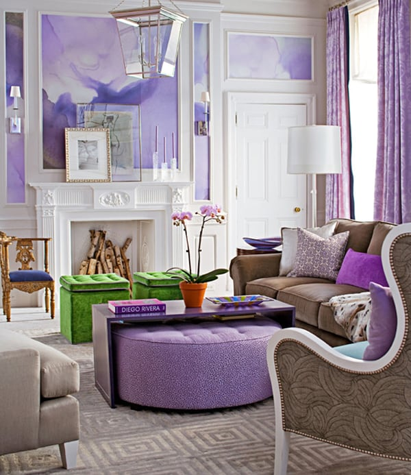 Colorful Living Room Design Ideas-24-1 Kindesign