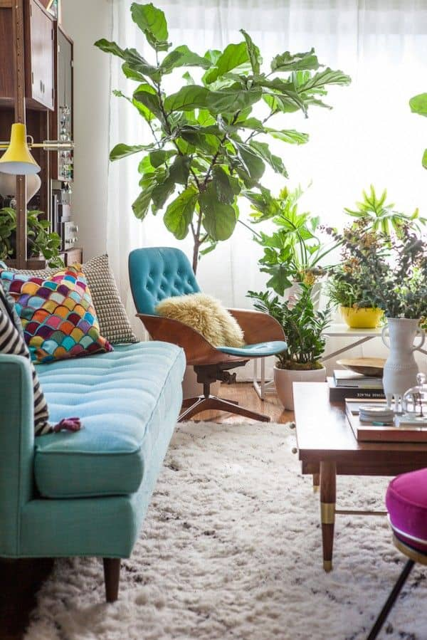 Colorful Living Room Design Ideas 26 1 Kindesign