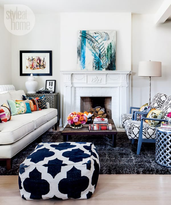 Colorful Living Room Design Ideas-38-1 Kindesign