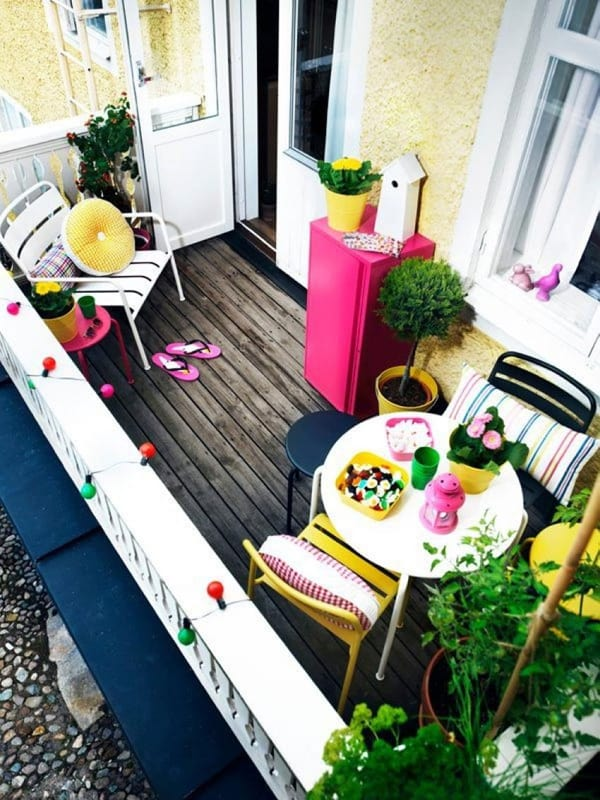 Colorful Outdoor Living Spaces-03-1 Kindesign