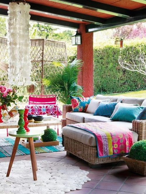 Colorful Outdoor Living Spaces-04-1 Kindesign