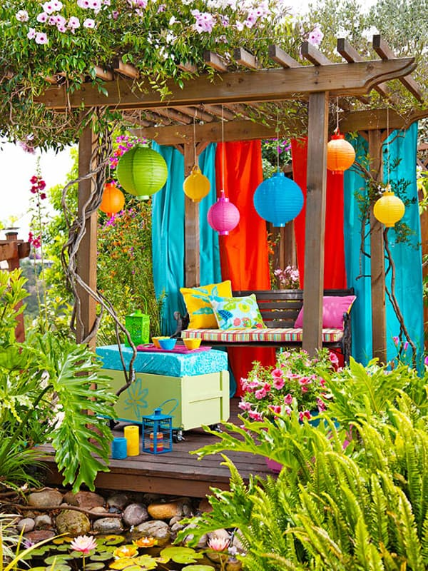 Colorful Outdoor Living Spaces-06-1 Kindesign