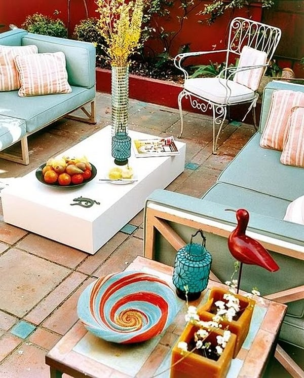 Colorful Outdoor Living Spaces-08-1 Kindesign