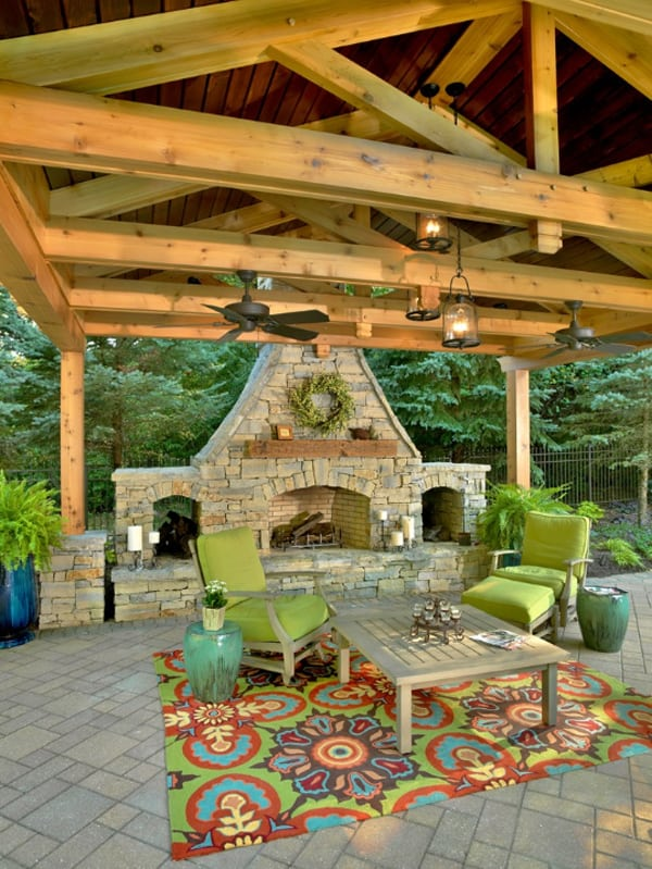 Colorful Outdoor Living Spaces-10-1 Kindesign