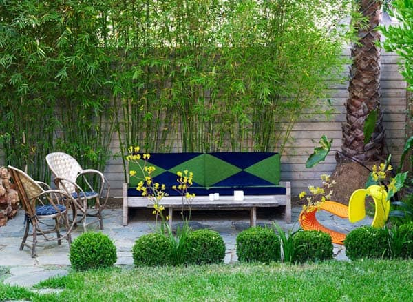 Colorful Outdoor Living Spaces-11-1 Kindesign
