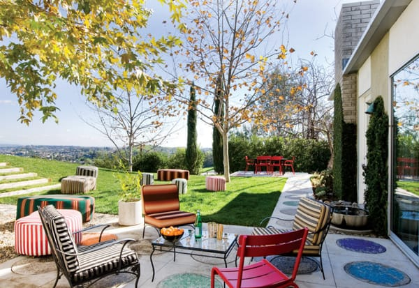 Colorful Outdoor Living Spaces-13-1 Kindesign