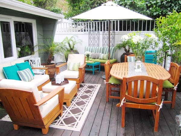 Colorful Outdoor Living Spaces-14-1 Kindesign