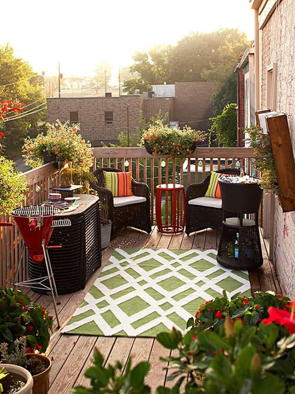 Colorful Outdoor Living Spaces-24-1 Kindesign