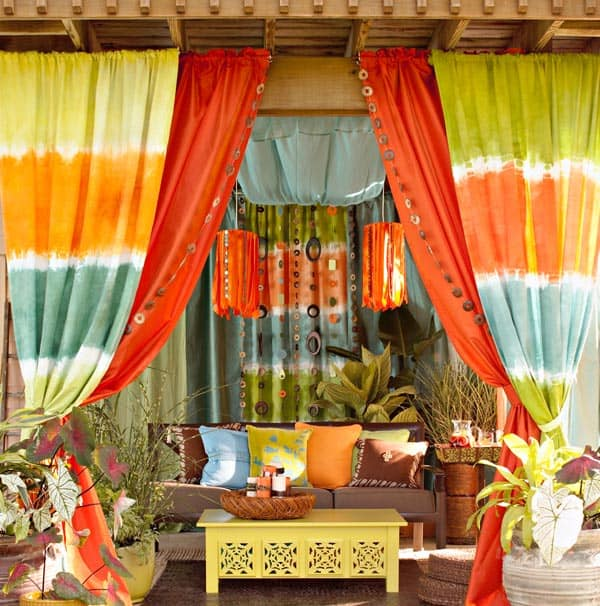 Colorful Outdoor Living Spaces-38-1 Kindesign