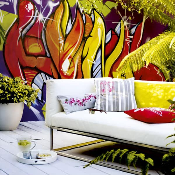 Colorful Outdoor Living Spaces-40-1 Kindesign