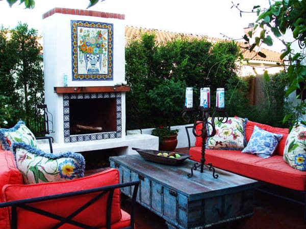 Colorful Outdoor Living Spaces-47-1 Kindesign