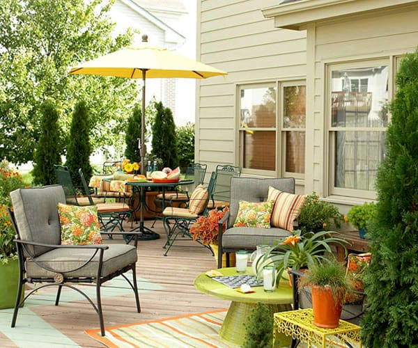 Colorful Outdoor Living Spaces-52-1 Kindesign