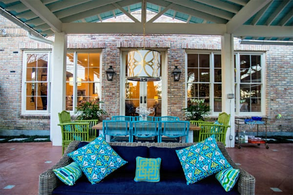 Colorful Outdoor Living Spaces-56-1 Kindesign