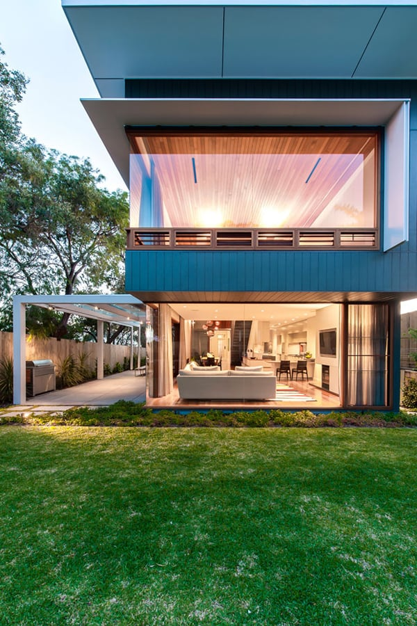 featured posts image for Blurring indoor-outdoor boundaries in Australia: Coogee House