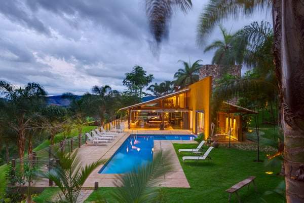 featured posts image for Delightful country weekend retreat in Macacos, Brazil