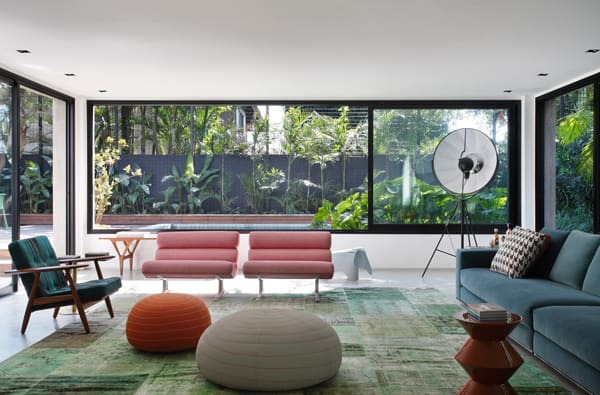 featured posts image for Spectacular modern transformation of DM House in São Paulo