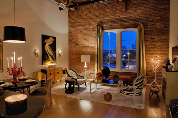 Exposed Brick Walls-12-1 Kindesign