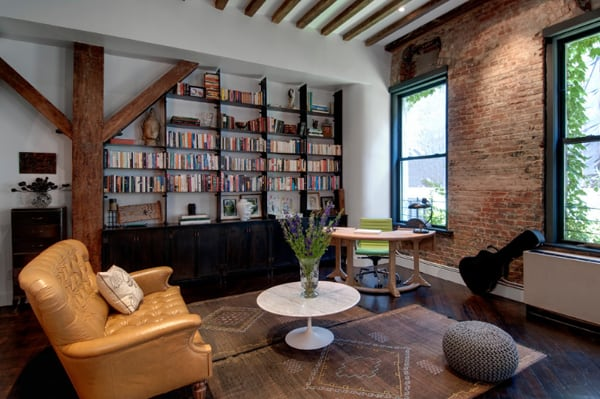 Exposed Brick Walls-43-1 Kindesign