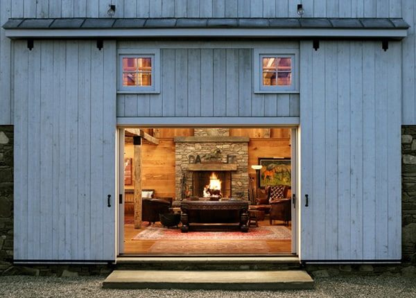 featured posts image for Four Barns weekend retreat in the rolling hills of Hudson Valley