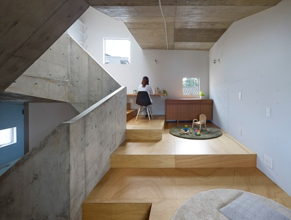House in Nishiochiai-Suppose Design Office-04-1 Kindesign