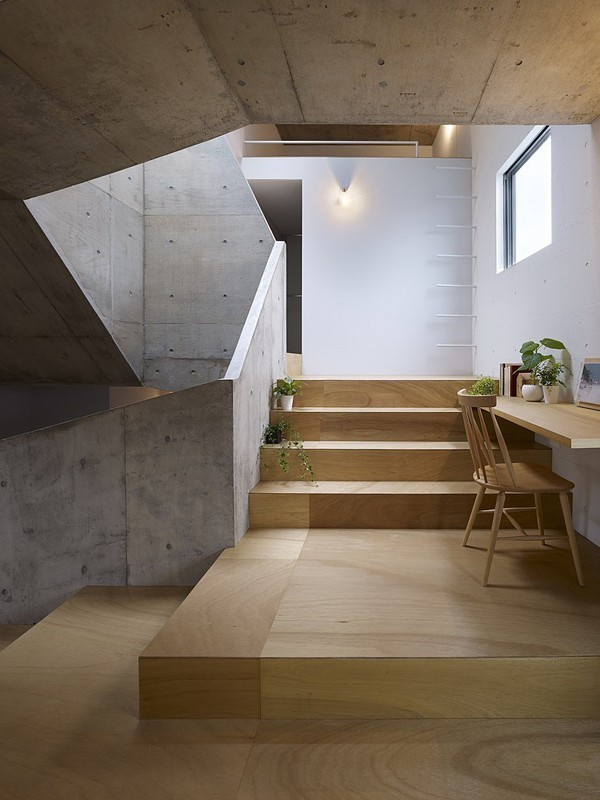 House in Nishiochiai-Suppose Design Office-06-1 Kindesign