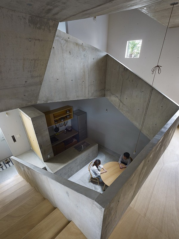 House in Nishiochiai-Suppose Design Office-09-1 Kindesign
