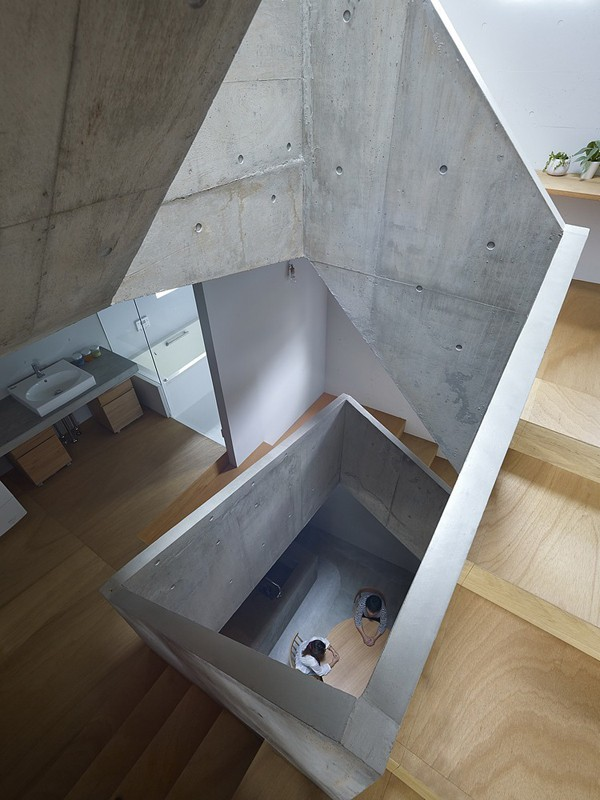 House in Nishiochiai-Suppose Design Office-11-1 Kindesign