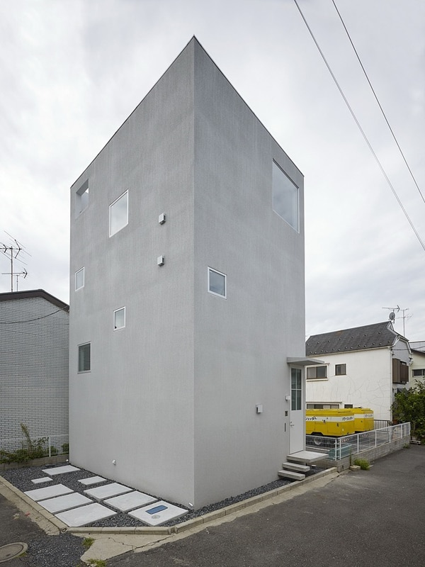 House in Nishiochiai-Suppose Design Office-12-1 Kindesign