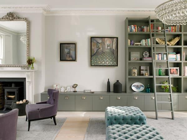 House in Wimbledon-Stephen Fletcher Architects-03-1 Kindesign
