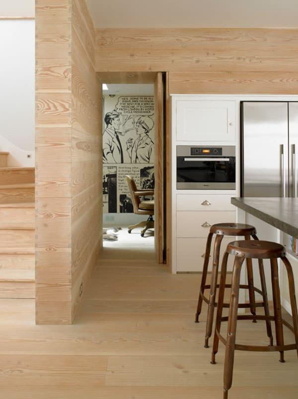 House in Wimbledon-Stephen Fletcher Architects-10-1 Kindesign