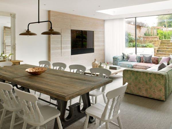 House in Wimbledon-Stephen Fletcher Architects-14-1 Kindesign