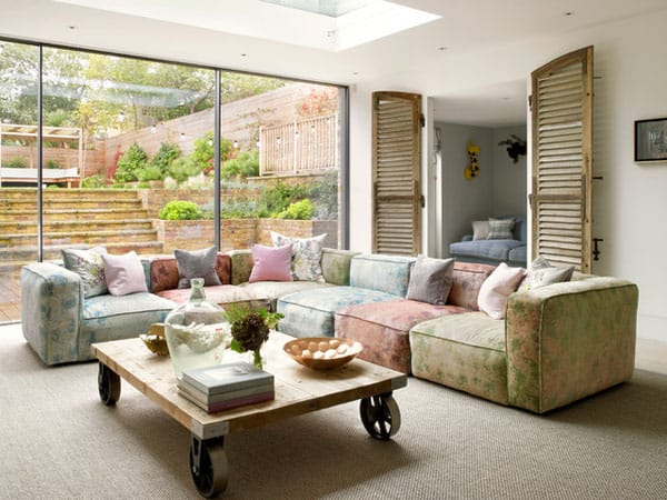 House in Wimbledon-Stephen Fletcher Architects-15-1 Kindesign