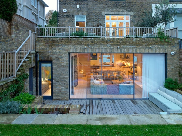House in Wimbledon-Stephen Fletcher Architects-29-1 Kindesign