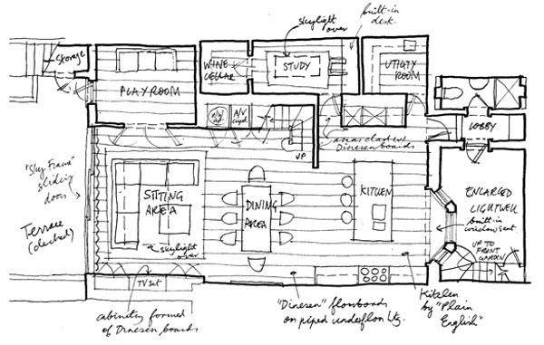 House in Wimbledon-Stephen Fletcher Architects-31-1 Kindesign