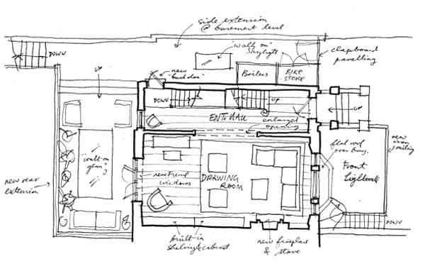 House in Wimbledon-Stephen Fletcher Architects-32-1 Kindesign