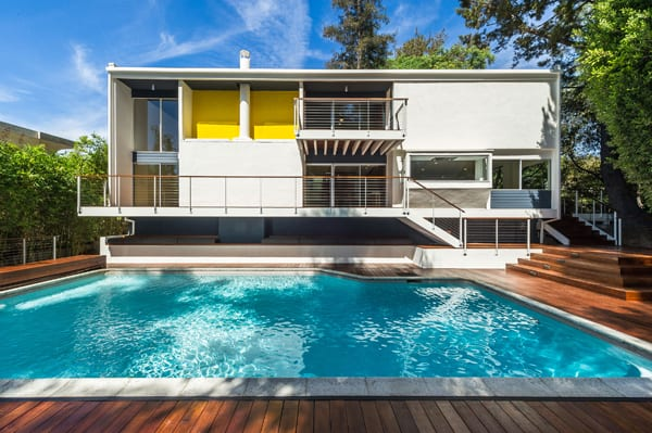 featured posts image for Modern Kearsarge Residence with clean lines in California