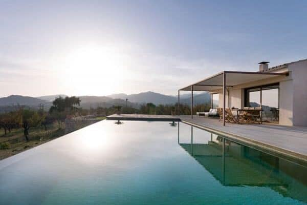 featured posts image for Spectacular modern house in Mallorca by Marga Rotger