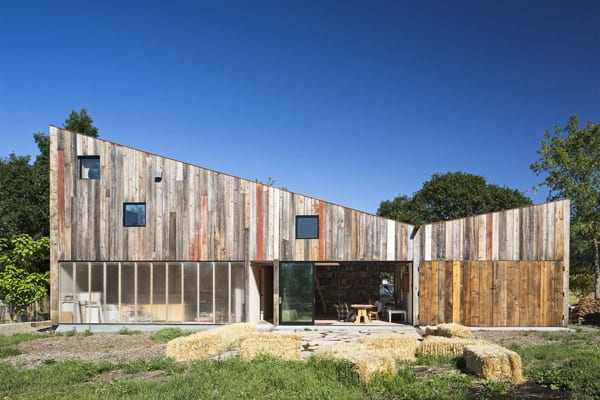 Meier Road Barn-Mork Ulnes Architects-02-1 Kindesign