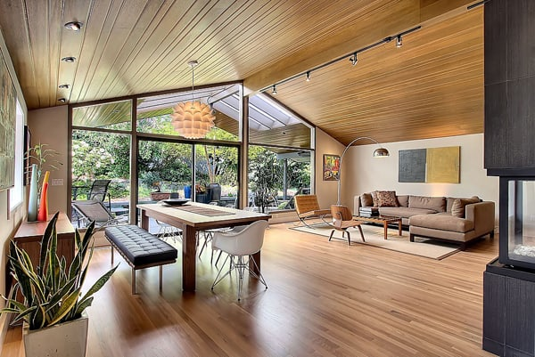 featured posts image for How to Capture the Mid-Century Modern Look At Home