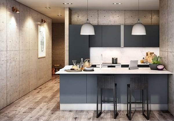 Scandinavian Kitchen Designs-08-1 Kindesign