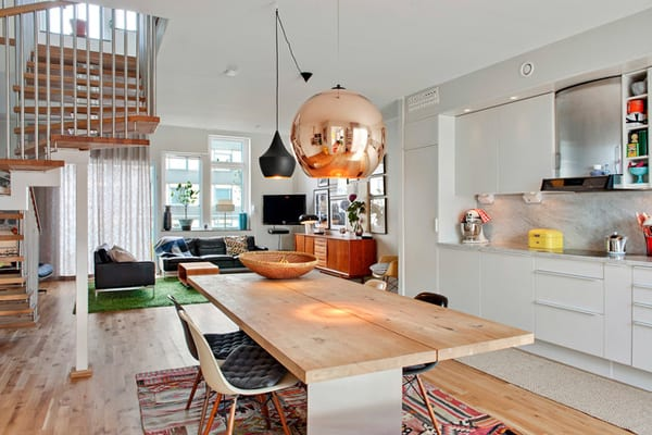 Scandinavian Kitchen Designs-11-1 Kindesign