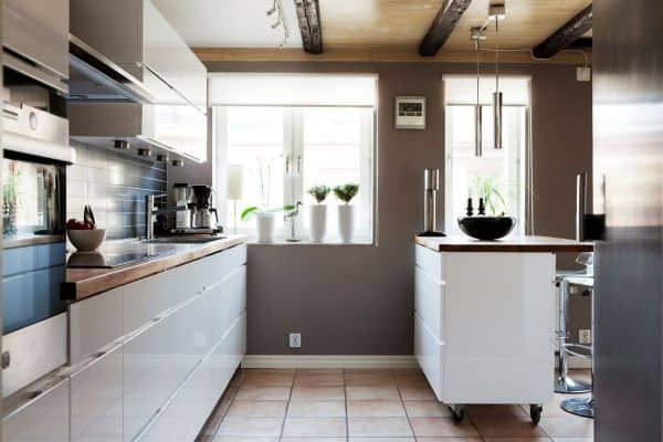 Scandinavian Kitchen Designs-14-1 Kindesign