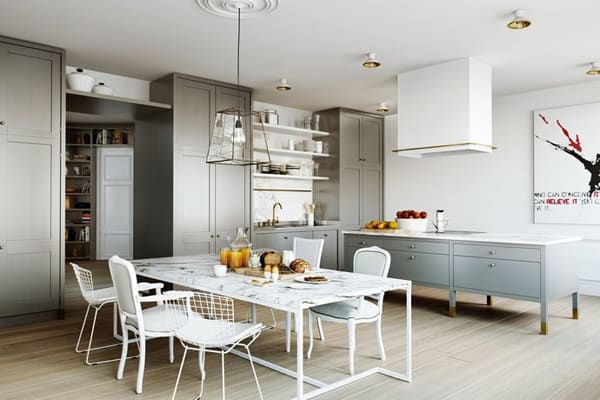 Scandinavian Kitchen Designs-39-1 Kindesign