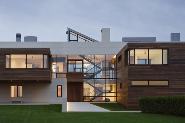 featured posts image for Southampton beach house retreat by Alexander Gorlin Architects