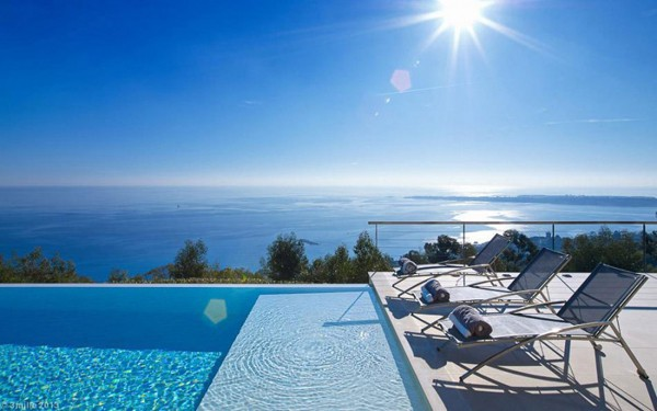 Villa Chamade in Cannes-11-1 Kindesign